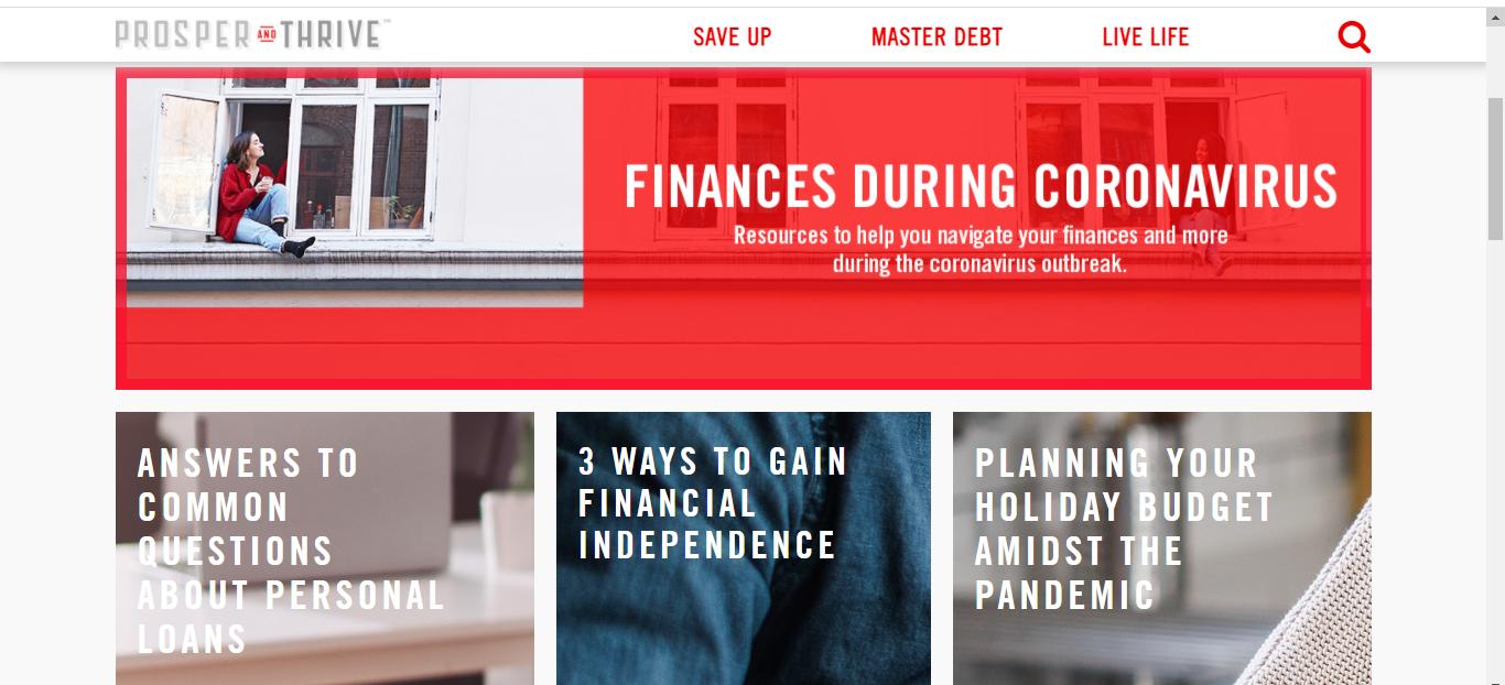 Blog corporativo Banco Santander