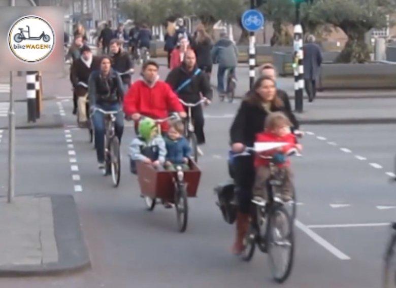 Bike Wagen