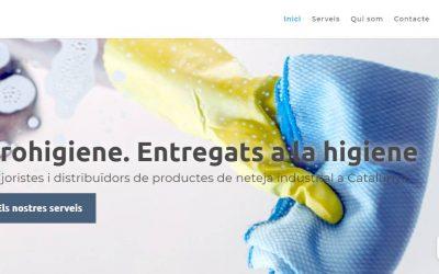 Prohigiene, una web que mima a los clientes